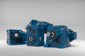 New WG20 geared motors with higher torque ratings