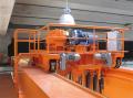 Bild 1/Picture 1: Trolley traveling gear of a bridge crane with Watt shaft mounted geared motors