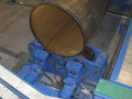 WATT MAS Drives for Spiral Pipe Manufacturing